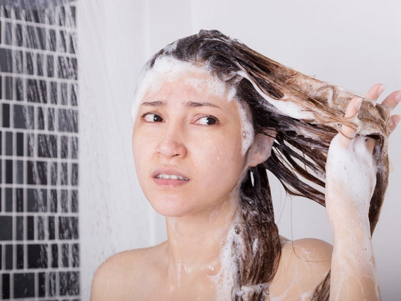 #1 Bad Habits That Can Damage Your Hair: Washing Your Hair Everyday