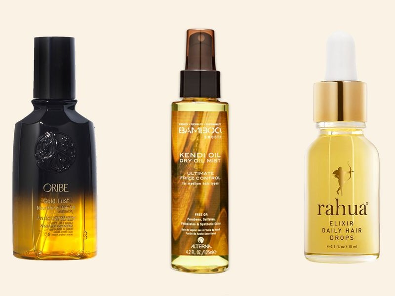 Must-Know Tip No2 To Care For Thick Hair: Hair Oil Is Your Friend