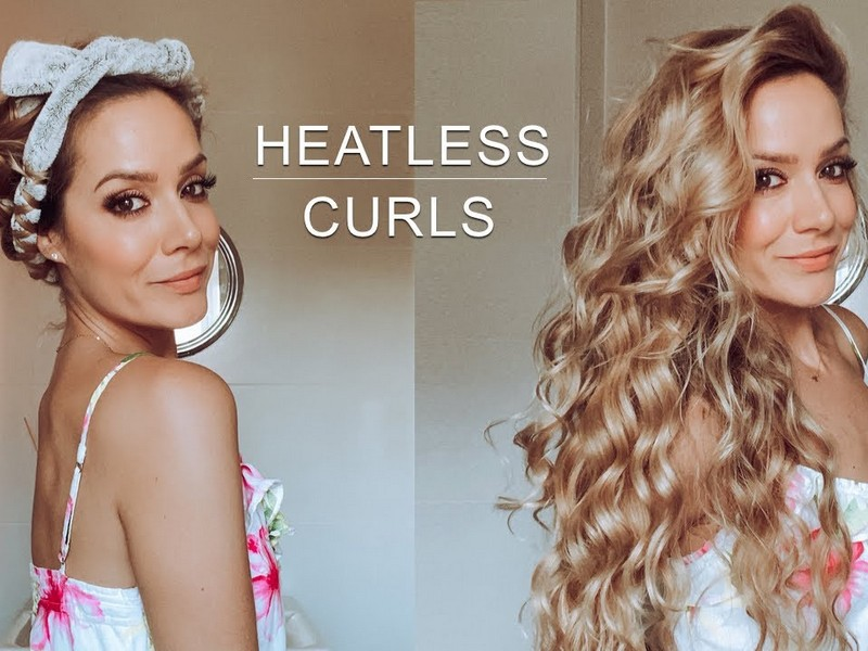 Must Know Tip No6 To Care For Thick Hair: Less Heat