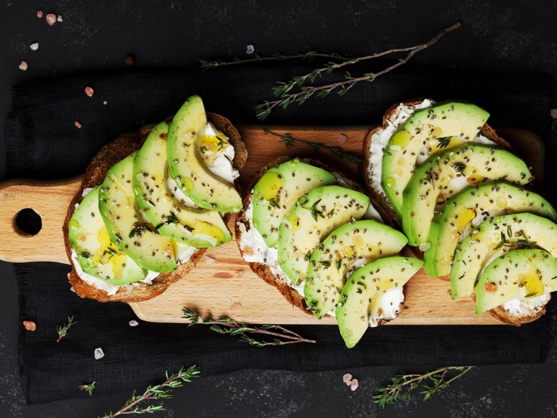 #3 Food To Eat For Hair Growth: Avocado