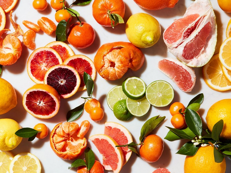 #7 Food To Eat For Hair Growth: Citrus