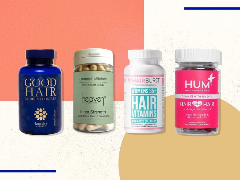 Tip No 2 To Stop Hair Loss: Take Supplements
