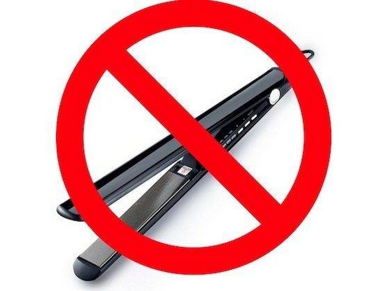 Tip No5 To Care For Long Hair: Cut Down The Heat Tools