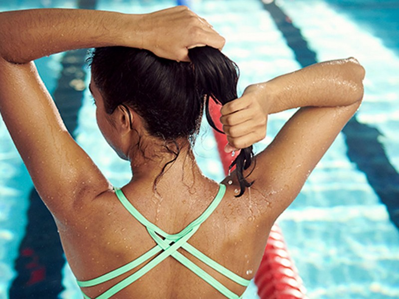 Tip No5 To Take Care Of Your Hair In Summer: Beware Of The Pool.