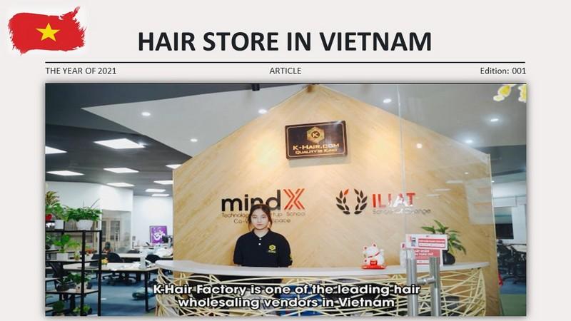 High-Quality Hair Store near me in Vietnam