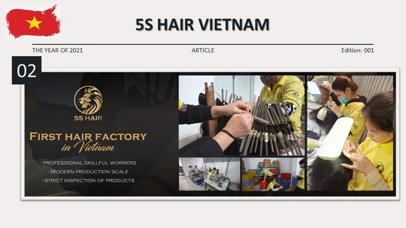 5S Hair Vietnam