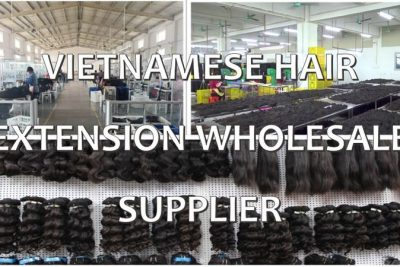 VIETNAMESE WHOLESALE HAIR EXTENSION SUPPLIER