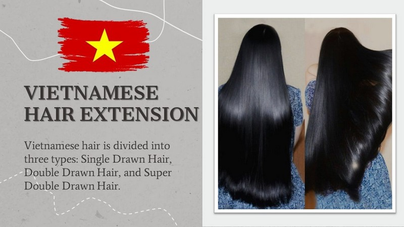 Introduction about Vietnamese Hair Extension