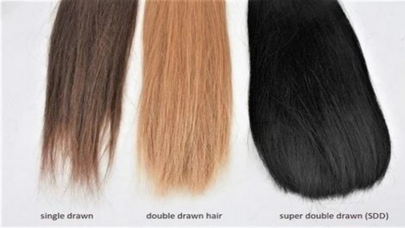 About the grades of Vietnamese Hair
