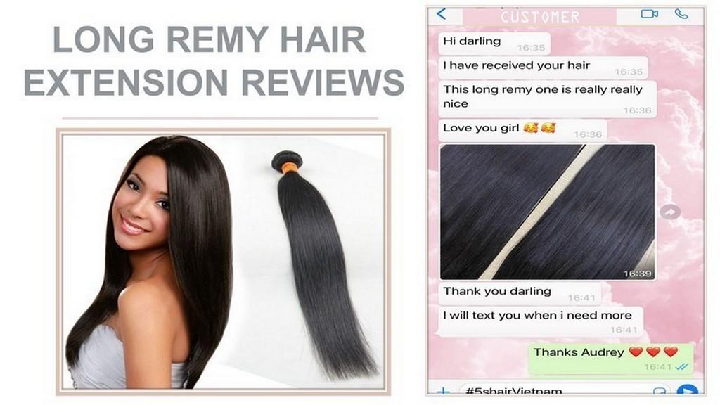 K-Hair Customer Feedback