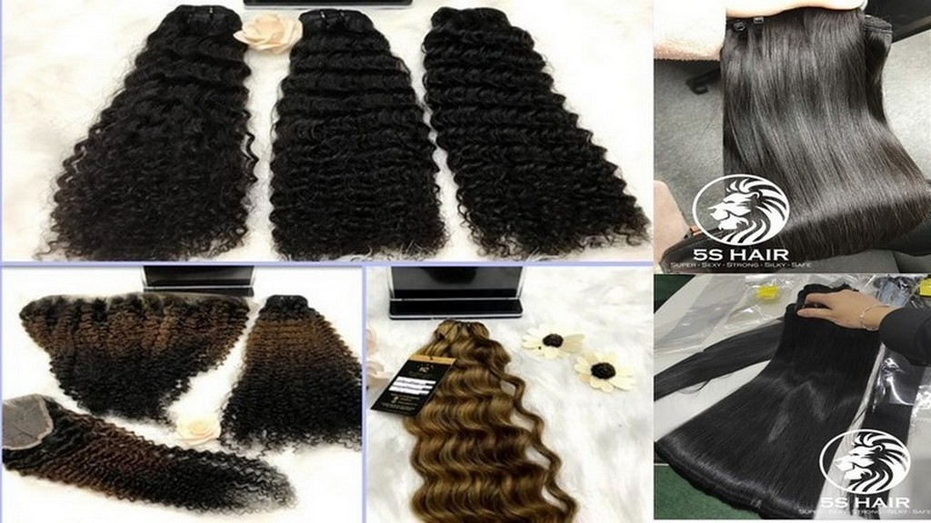 Vietnamese Hair with the best high-quality product