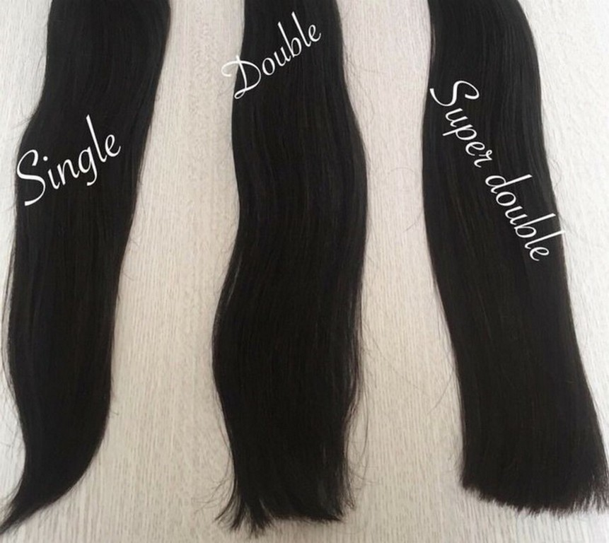 Vietnamese Hair Extension is divided into three grades