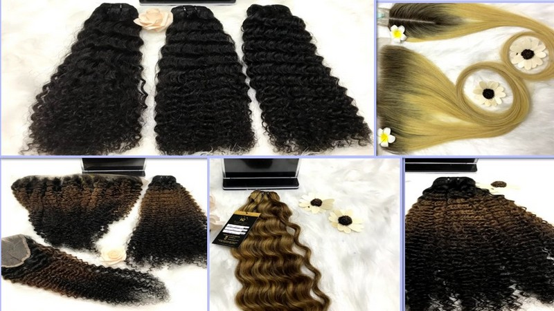 Vietnamese Hair Extension - Bring the best quality product