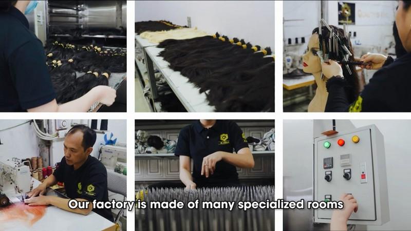 K-Hair Factory – The Best Wholesale Hair Vendors of Vietnam