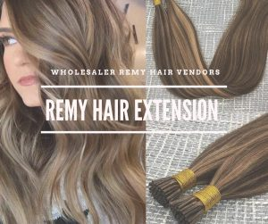 Remy Hair extension wholesale15