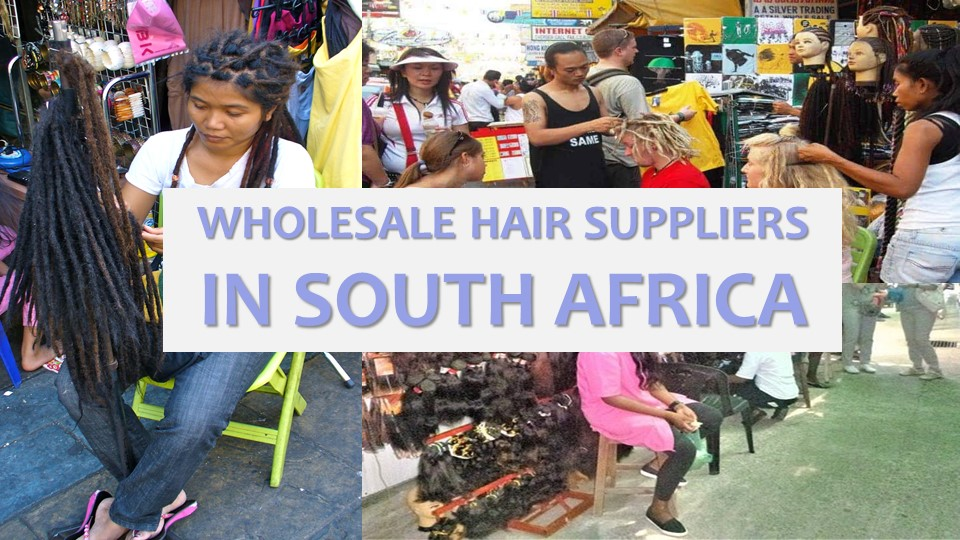 Wholesale Hair Suppliers in South Africa