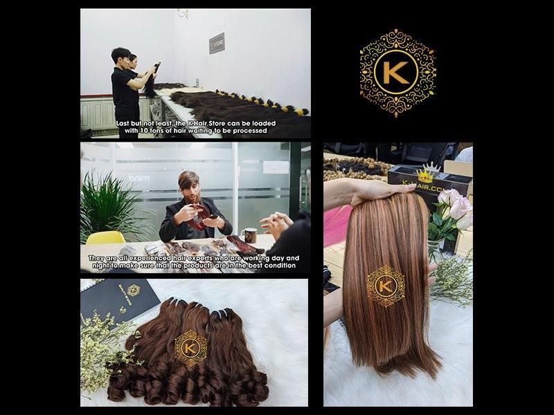 K-Hair Factory – The best long-standing hair vendors in Vietnam