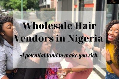 Wholesale Hair Distributors in Nigeria