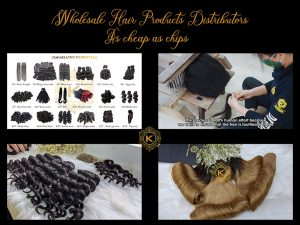 Wholesale Hair Products Distributors