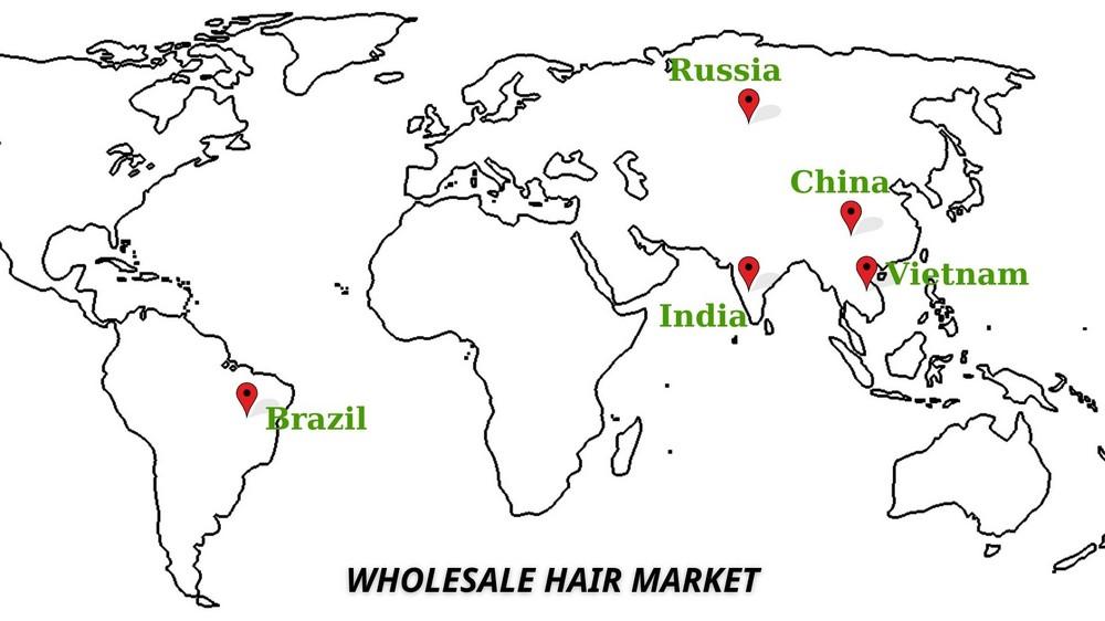 Wholesale-hair-vendors-market